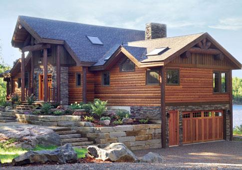 House plans the kawarthan cedar homes for Award winning house plans 2015