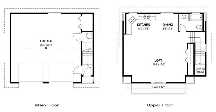 House plans the merritt cedar homes for Cedar home floor plans