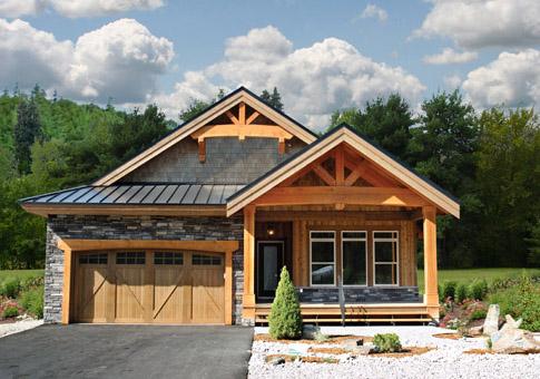 House Plans The Osprey 2 - Cedar Homes