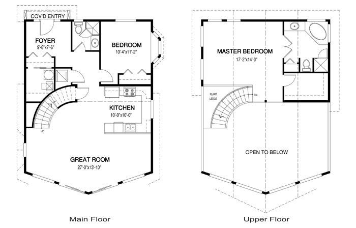 This Float Home Design Includes The Space For A Sweeping Staircase And  Elegant Loft. Linwood Has The Expertise To Create Any Float Home Package  From The ...