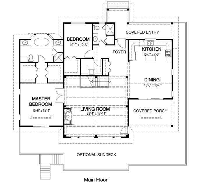 House plans the thorne cedar homes for Cedar homes floor plans