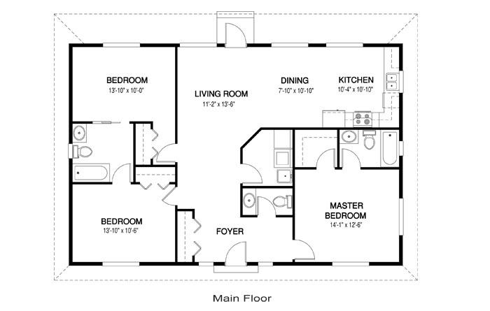 House Plans The Palmetto Cedar Homes