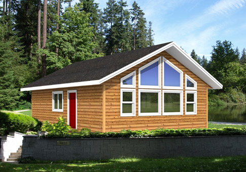 House Plans The Robin 1 Cedar Homes