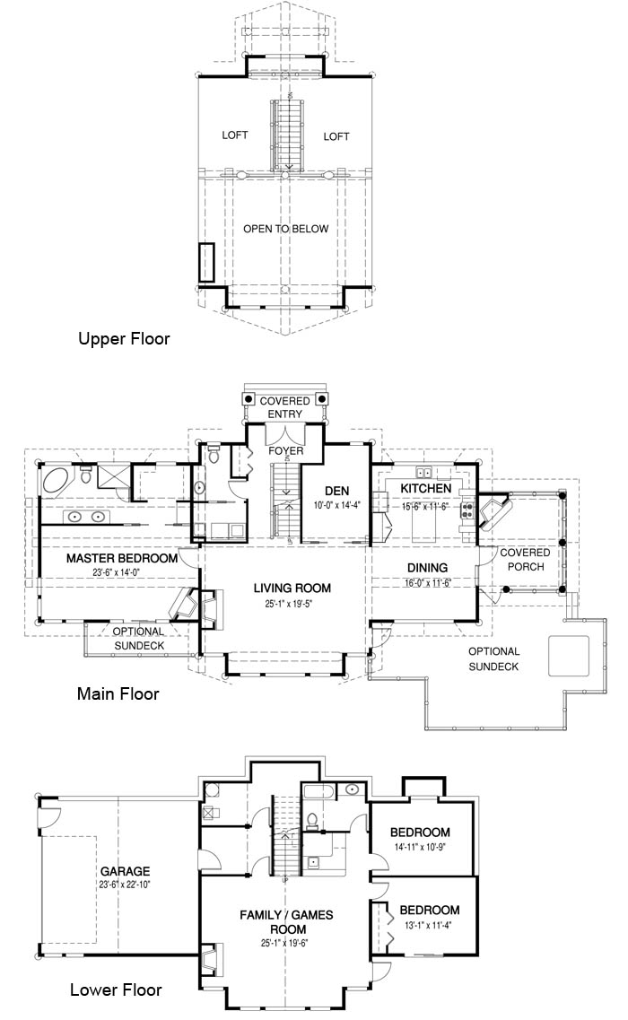 House plans the shaughnessy cedar homes for Cedar home floor plans