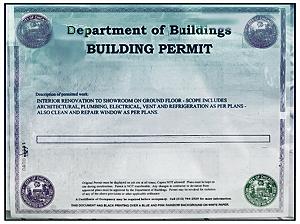 Obtaining Building Permits