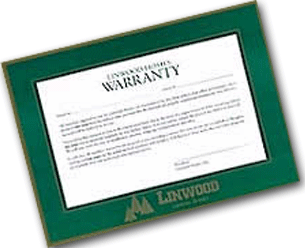 Cedar Homes Full Warranty Program