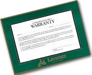 Cedar Homes Full Warranty Program