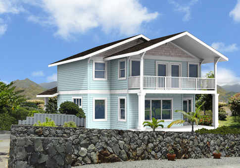 Abaco Cedar Homes Family Architectural Home Plans
