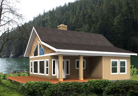 Petrel Architectural Family Classic Home Plans