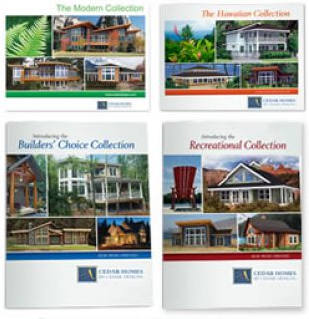 Cedar Homes – Design & Material Cedar Home Package Price Protection