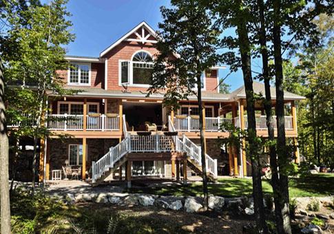 Cedar Homes Custom Homes