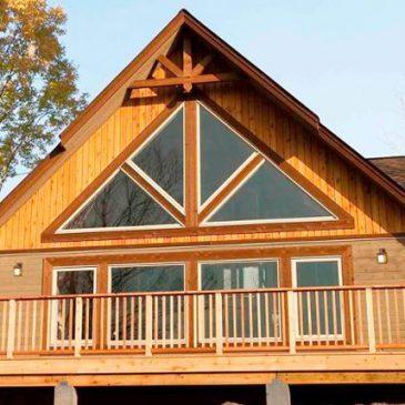 Cedar Homes Plan of Month Deerbay