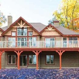 Selwyn Cedar House plans