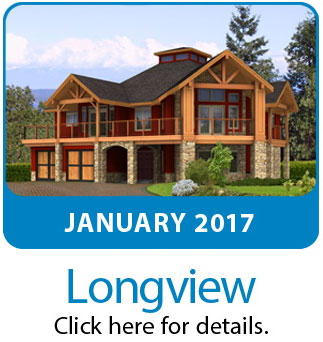 Cedar Home Longview Plan of Month