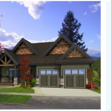 Cedar Homes Lynden Plan of Month