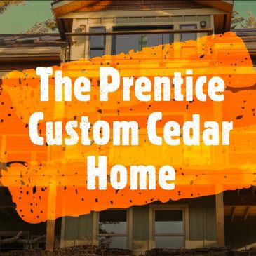 Video Prentice Craftsman Custom Cedar Homes Washington