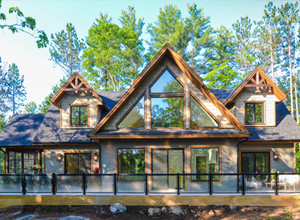 muldrew custom cedar homes