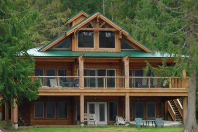 Lakewood Custom Cedar Home