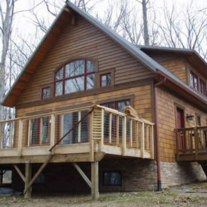 Pacific Cedar Home in Maryland