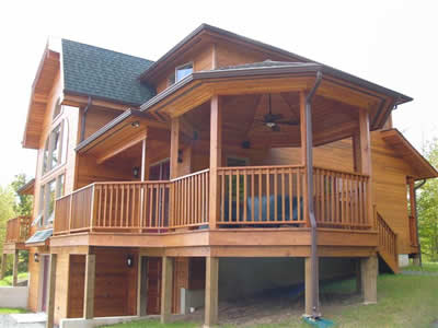 Belmont Cedar Home