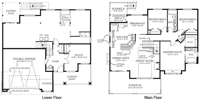 House Plans The Walker Cedar Homes