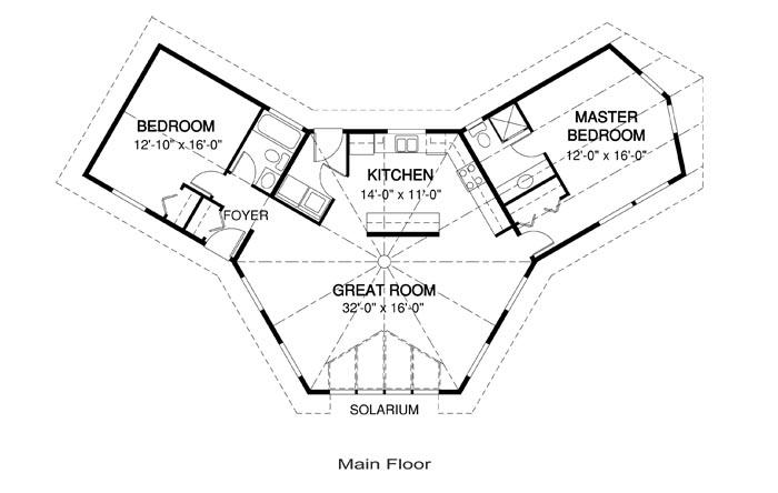 Gemini Floor Plan Cedar Homes