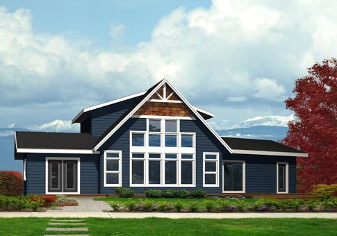 House Plans The Georgian 1 Cedar Homes