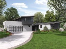 Albright Cedar Homes