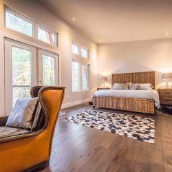 Newboro Custom Modern Cedar Home Designs