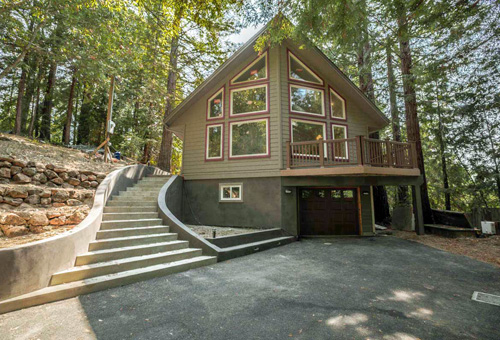 delta post and beam homes