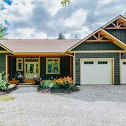 Summersweet Custom Post Beam Cedar Homes Designs