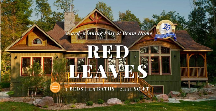 Red-Leaves-Post-Beam