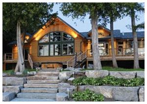 Custom Cedar Home Design