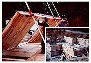 Cedar Homes Construction Materials